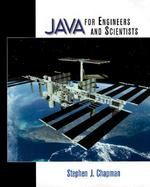 Java for Engineers and Scientists cover