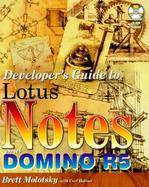 Developer's Guide to Lotus Notes and Domino R5 with CDROM cover