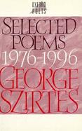 Selected Poems, 1976-1996 cover