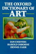 The Oxford Dictionary of Art cover