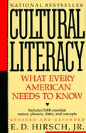 Cultural Literacy What Every American Needs to Know cover