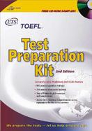 Toefl Test Preparation Kit cover