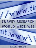 Survey Research and the World Wide Web cover