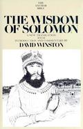 The Wisdom of Solomon A New Translation With Introduction and Commentary (volume43) cover