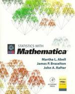 Statistics With Mathematica cover