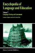 Language Testing and Assessment cover