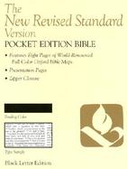 Pocket Edition Bible cover