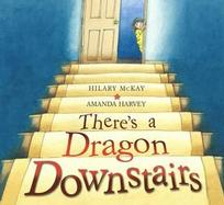 There's a Dragon Downstairs cover