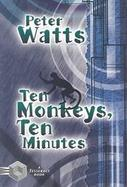 Ten Monkeys, Ten Minutes cover