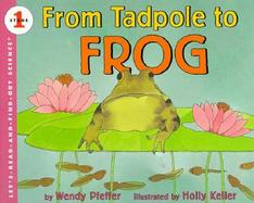 From Tadpole to Frog cover
