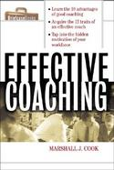 Effective Coaching cover