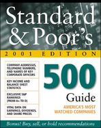 Standard & Poor's 500 Guide cover