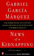 News of a Kidnapping cover