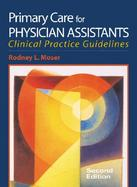 Primary Care for Physician Assistants cover