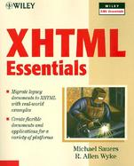 XHTML Essentials with CDROM cover