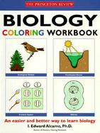 Biology Coloring Workbook cover