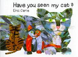 Have You Seen My Cat? cover