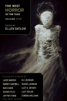 The Best Horror of the Year Volume Five cover