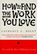 How to Find the Work You Love cover