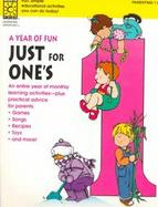 A Year of Fun for Your One Year-Old cover