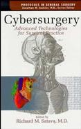 Cybersurgery Advanced Technologies for Surgical Practice cover