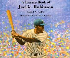 A Picture Book of Jackie Robinson cover