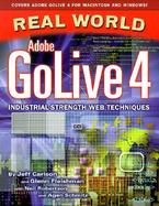 Real World Adobe GoLive 4 cover
