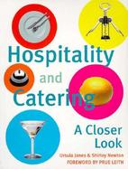 Hospitality and Catering A Closer Look cover