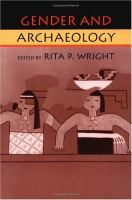Gender and Archaeology cover