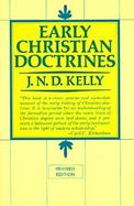 Early Christian Doctrines cover
