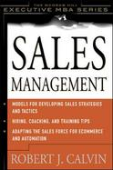 Sales Management cover