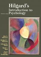 Hilgard's Intro to Psychology cover
