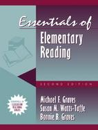 Essentials of Elementary Reading cover