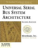 Universal Serial Bus System Architecture cover