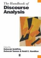 The Handbook of Discourse Analysis cover