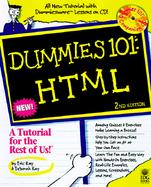 Dummies 101: HTML 4 with CDROM cover