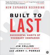 Built to Last Successful Habits of Visionary Companies cover