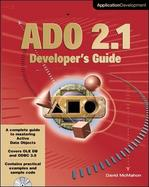 ADO 2.1 Developer's Guide cover