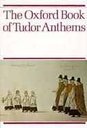 Oxford Book of Tudor Anthems cover