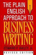 The Plain English Approach to Business Writing cover