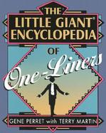 The Little Giant Encyclopedia of One-Liners cover