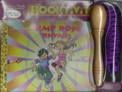 Jump Rope Rhymes with Toy cover