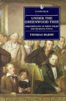 Under the Greenwood Tree, Our Exploits at West Poley, and Short Stories cover