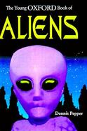 The Young Oxford Book of Aliens cover