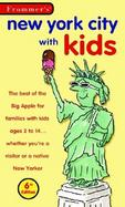 Frommer's New York City with Kids cover