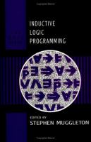 Inductive Logic Programming cover