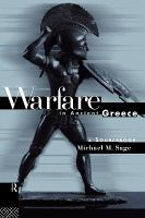 Warfare in Ancient Greece A Sourcebook cover