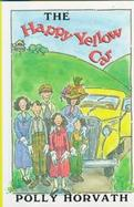 The Happy Yellow Car cover