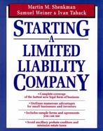 Starting a Limited Liability Company cover