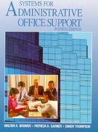 Systems for Administrative Office Support cover